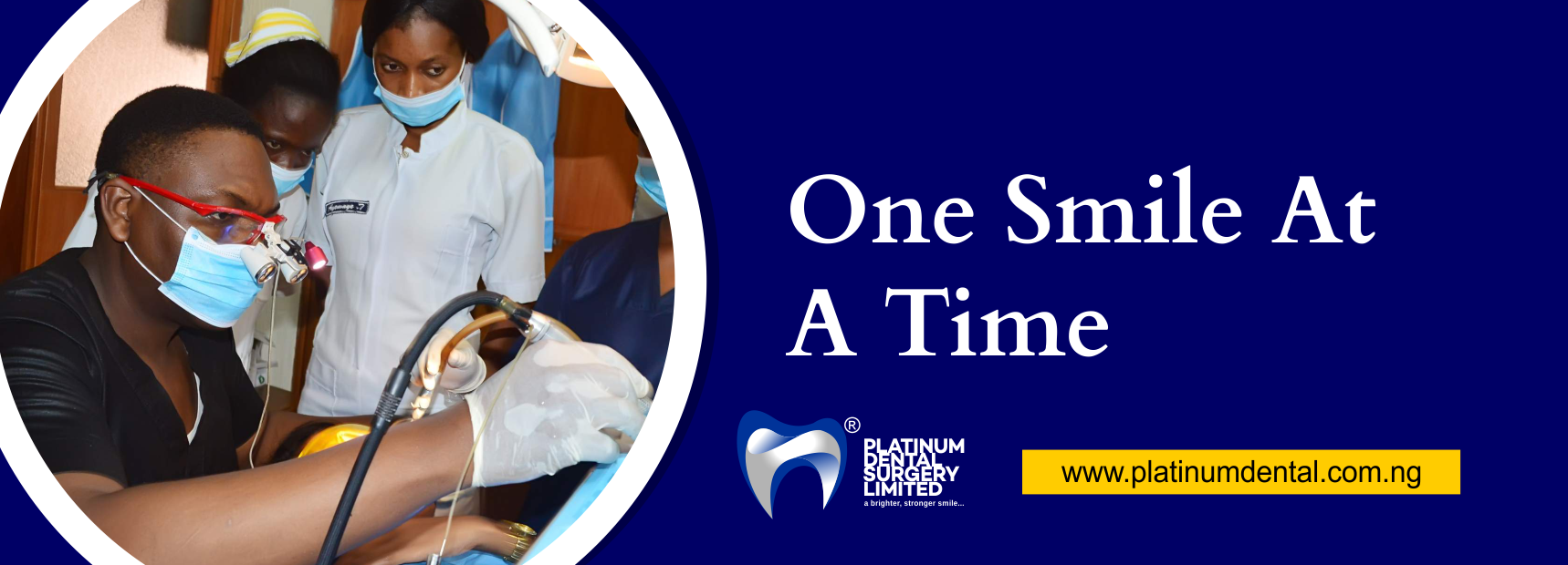 One Smile at a Time -Platinum Dental Surgery