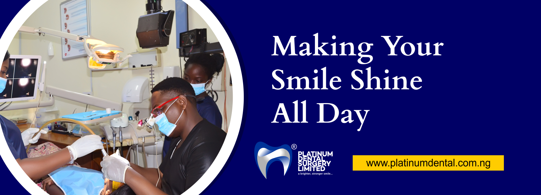 Making Your Smile Shine All Day Platinum Dental Surgery