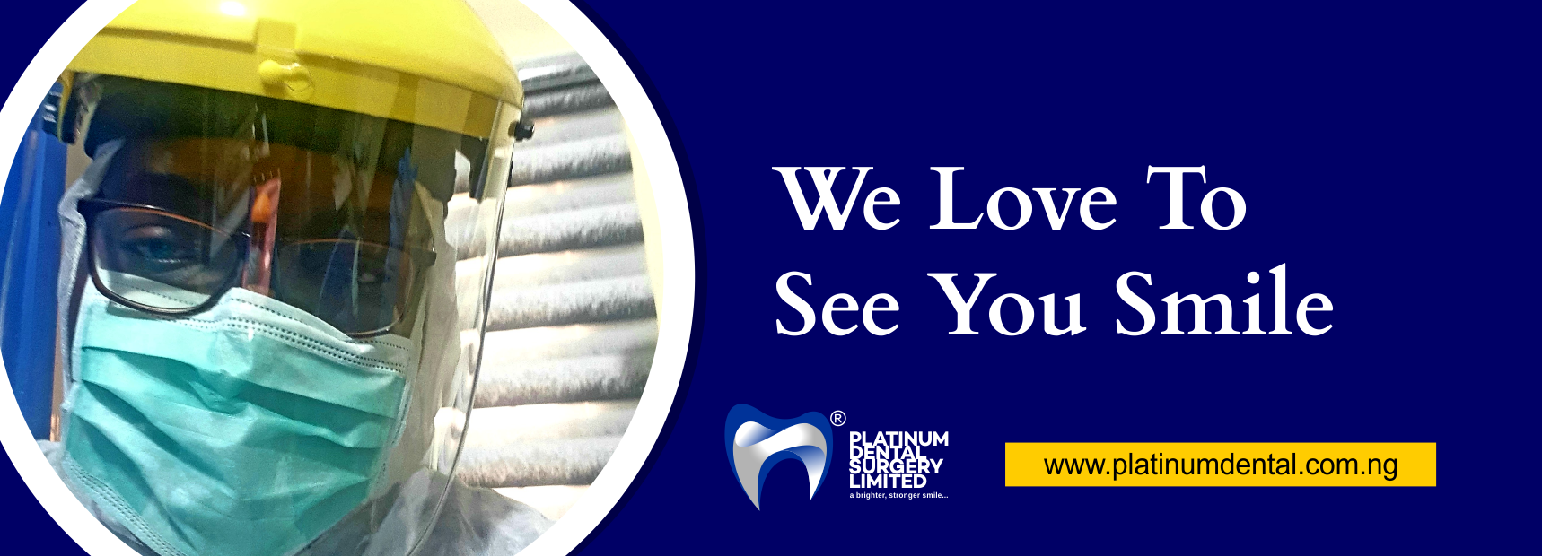We love to see you smile- Platinum Dental Surgery