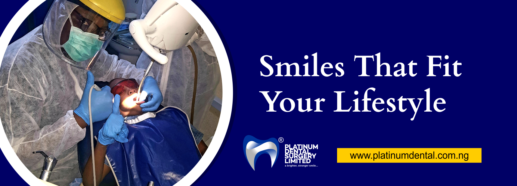 Smiles That Fit Your LifeStyle