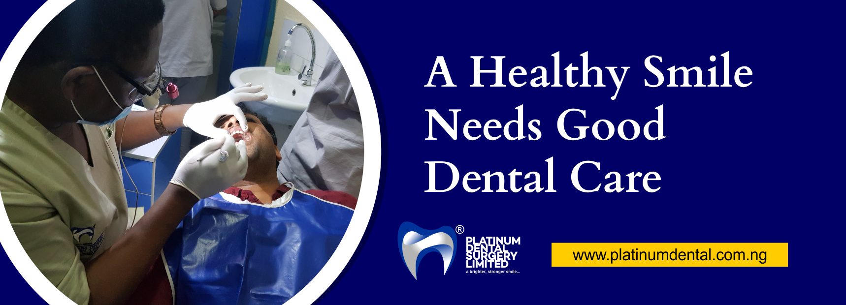 All Healthy Smile needs Good Dental Care