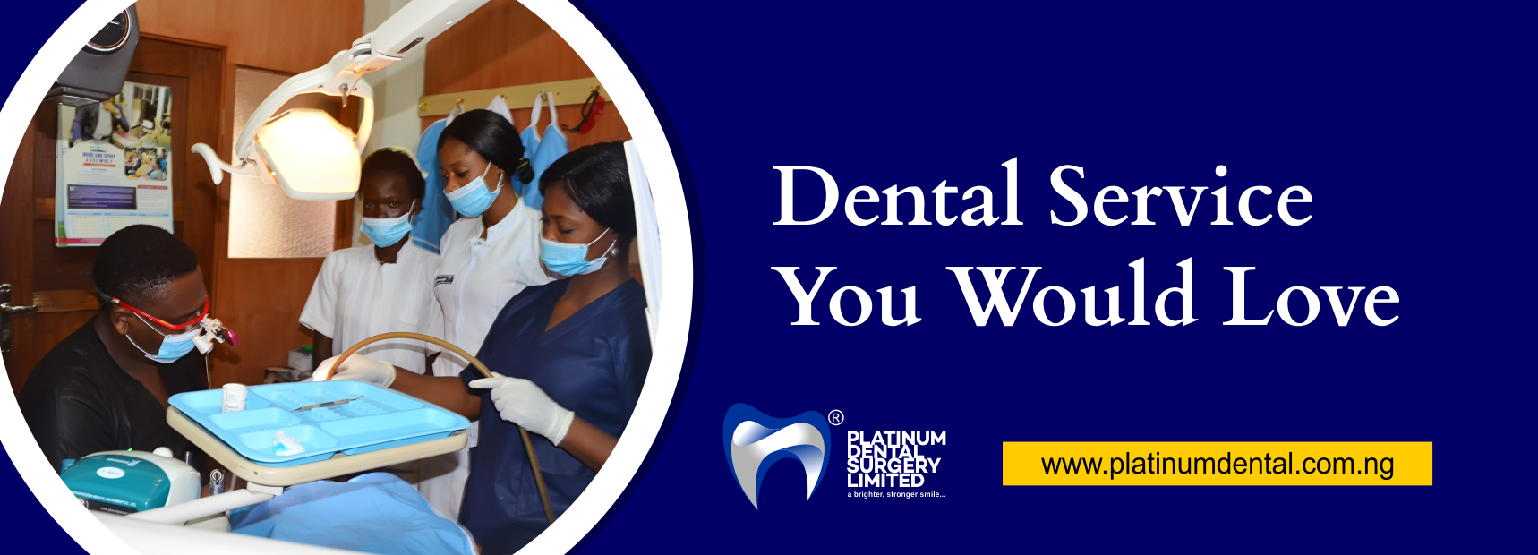 Dental Service you would love Platinum Dental Surgery